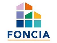 Logo de l'entreprise Foncia pour un standard téléphonique
