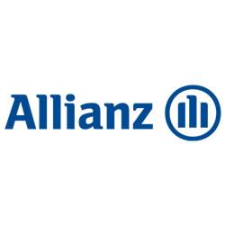 Logo de l'entreprise Allianz pour un standard virtuel