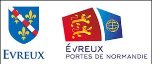 Logo de la mairie d'Evreux pour un standard téléphonique