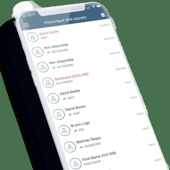 La téléphonie IP sur vos mobiles grâce à une application mobile